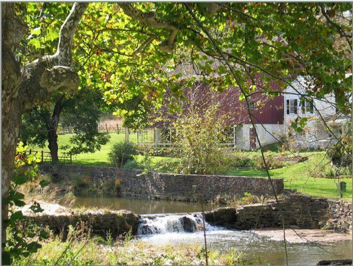 Bucks county farm